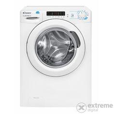 Candy CSS4 1372D3 keskeny elöltöltős mosógép A+++  7kg kapacitás