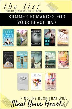 Summer Romance Books