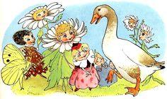 illustration by Hilda Boswell