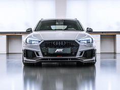 2018 ABT Audi RS4-R Avant, luxurious car, front wallpaper