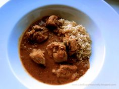 Dairy-Free, Gluten-Free and Diabetic friendly butter chicken.
