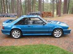 1993 Ford Mustang Cobra - Image 1 of 10