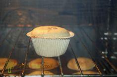 Cup cake vegano cottura