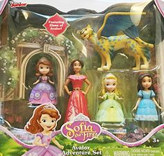 Just Play Sofia the First Avalor Adventure Set ** Be sure to check out this awesome product.