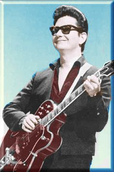 """Roy Kelton Orbison  was born on April 23, 1936 in Vernon. He was a singer-songwriter who's greatest success came between 1960 and 1964, when 22 of his songs placed on the Billboard Top 40, including """"Only the Lonely"""", """"Crying"""", and """"Oh, Pretty Woman"""". On December 6, 1988, he spent the day flying model airplanes with his sons; then, after having dinner at his mother's home in Hendersonville, Tennessee, he died of a heart attack at the age of 52."""