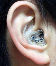 An EEG That Fits Inside Your Ear | MIT Technology Review