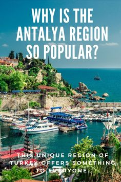 When discovering what Antalya is known and famous for, you will soon realise this unique region of Turkey offers something to everyone. From the young to the old, the beautiful places, history, beaches, regional cuisine, things to do, and general outlook of society impresses all who visit her. Covering the eastern Mediterranean coast, the region breaks down into the city centre and smaller coastal resorts.