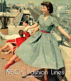 1950s fashion & style!の画像(2/62) :: 「明日という字は、明るい日とかくのね・・・」