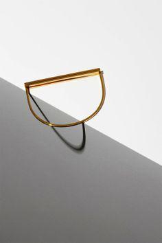 Geometrischer Schmuck von dem Berliner Label Uncommon Matters von Amélie Riech