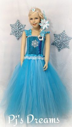 frozen costume ideas - Google Search