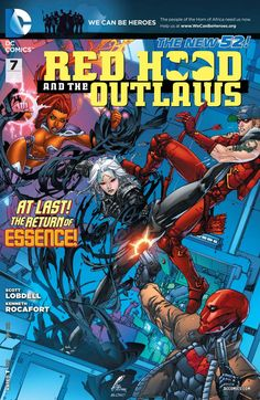 Red Hood And The Outlaws 07 page 1 online