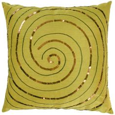 I pinned this Vortices Pillow from the Alice in Wonderland event at Joss and Main!