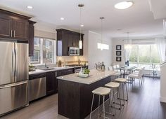 Image result for single wall kitchen