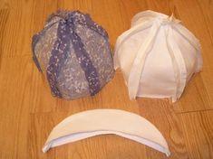 Welding Cap Pattern, Diy Welder, Baby Girl Caps, Make Your Own Hat, Welding Hats, Hat Patterns To Sew, Hat Tutorial, Hat Crafts, Diy Hat