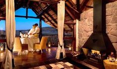 Kuzuko Lodge – North of Addo Elephant National Park - South Africa  Starts from R5192.00  This family friendly five star bush lodge welcome's children of all ages and caters for your child's every need from special menus, age appropriate outdoor activities, babysitters, camping cots and much more