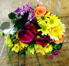 Occasions Bouquet Fall 2013