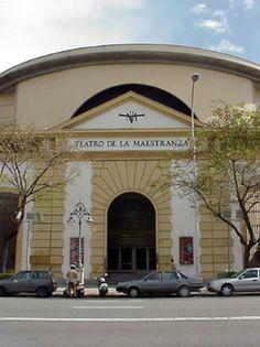 Teatro de la Maestranza, Sevilla, Andalucía, Spain