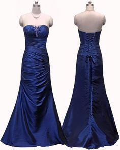 Qpid Showgirl Blue Ruched Fishtail Evening Dress Prom Bridesmaid Dresses 5466BL (UK 20) Qpid Showgirl, http://www.amazon.co.uk/dp/B006FKDZ38/ref=cm_sw_r_pi_dp_x5Vzrb1KPT6S0