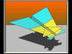 Gazelle Paper Airplane