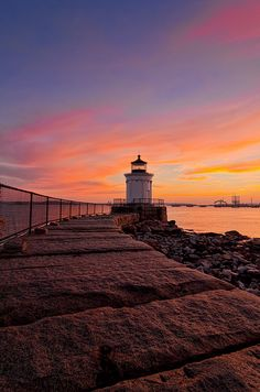 Bug Light, Portland, Maine