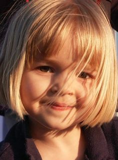 Image result for should i cut bangs on my baby girl's hair