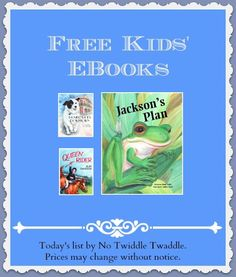 Free eBooks for Kids!