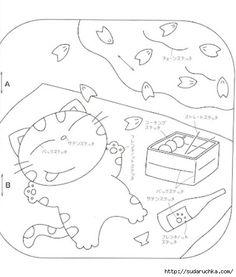 Лоскутное панно в детскую комнату. Выкройка.. Обсуждение на LiveInternet - Российский Сервис Онлайн-Дневников http://sudaruchka.com/