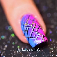 TOP 9 New Nail Art Design ❤️💅 Compilation - Nails Art Ideas Compilation nail designs for fall nail designs for short nails 2019 essie nail stickers nail art stickers walmart essie nail stickers New Nail Art Design, Nail Designs, Nail Art Designs Videos, Cute Nails, Pretty Nails, Nails Factory, Nail Art Videos, Nagel Gel, Nail Art Diy
