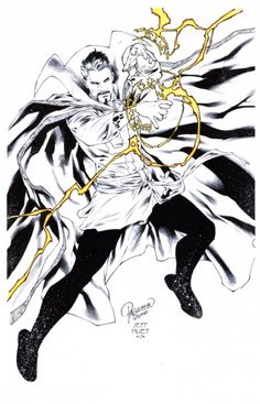 Doctor Strange by Carlo Pagulayan and Jeffrey Huet