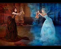 Gothic Mermaids : Annie Bertram