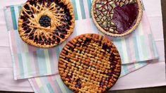 How To Make Geometric Pies By Lokokitchen by Tasty