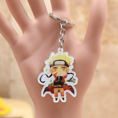 Naruto Acrylic Keychains - Gifnest.com  #gifnest #naruto