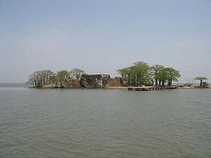 James Island is an island in the Gambia River, 30 km from the river mouth and near Juffureh in the country of The Gambia. On 6 February 2011 it was renamed Kunta Kinteh Island to give the Island a Gambian name. Fort James is located on the island. It is less than two miles from Albreda on the river's northern bank that served a similar purpose for the French.