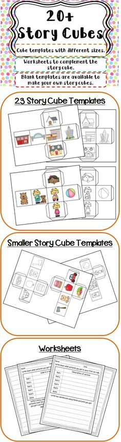 Counting Syllables with LEGO Bricks Teaching Tools, Teaching Kids, Kids Learning, Story Cubes, Library Lessons, Conte, Speech And Language, Classroom Activities, Teaching English
