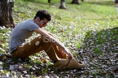 Young handsome man Royalty Free Stock Photo