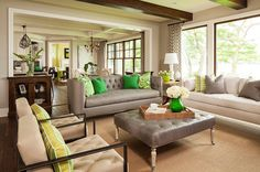 esmeralda console table | verde-esmeralda já é uma cor forte por si, então fica bem pontuá ...