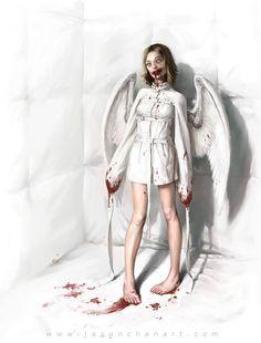 Dark Art - Bloody Mad Angel