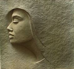 Wonderful Free relief Sculpture Clay Suggestions There are lots of types of clay utilized for figurine, just about all different in terms of taking on in addi Stone Sculpture, Sculpture Clay, Abstract Sculpture, Wood Carving Art, Stone Carving, Wood Art, Pottery Sculpture, Pottery Art, Ceramic Sculpture Figurative