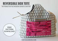 FREE Reversible Box