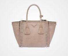 B2625V_PEO_F0D32 tote - Handbags - Woman - eStore | Prada.com