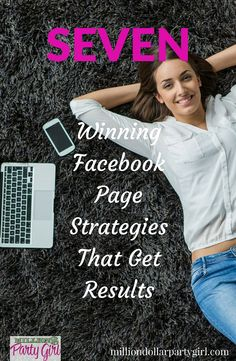 Cool ideas for your Facebook Biz page includes tips for your Facebook profile picture, cover photo, creating events, albums and more.