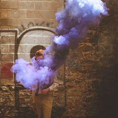 Ideas Como Usar Bombas Humo Fotografias 15