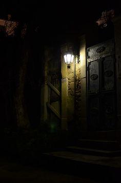 Întâlnire nocturnă cu istoria