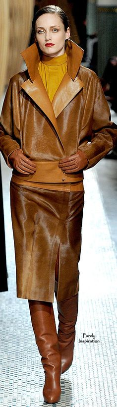 Hermès FW2011 | Purely Inspiration