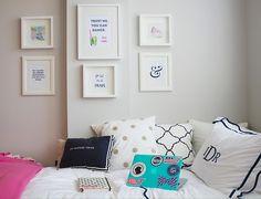 New Blog Post: A Peek Inside of My Dorm Room