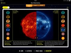 Explore the Sun with the free DIY Sun Science App