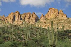 What a great scenic drive!! - Apache Trail Scenic Drive Pictures ...