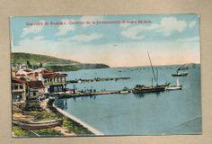 Turkey / Rodosto - Quartier des Poissonnerie (Fish) & Bois, Ed.Armenian Aktarian