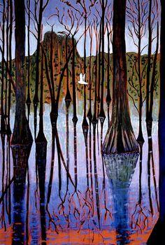 Alyce Frank - My trip to the swamp