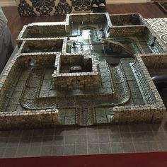 forge dwarven pathfinder dnd terrain alley pulp arts hirst rpg magic minecraft miniature giant uploaded would fantasy gathering base